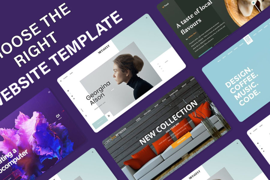 choosing_website_template