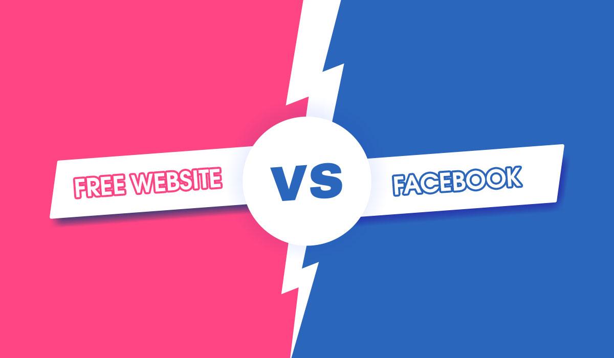 free-website-vs-facebook